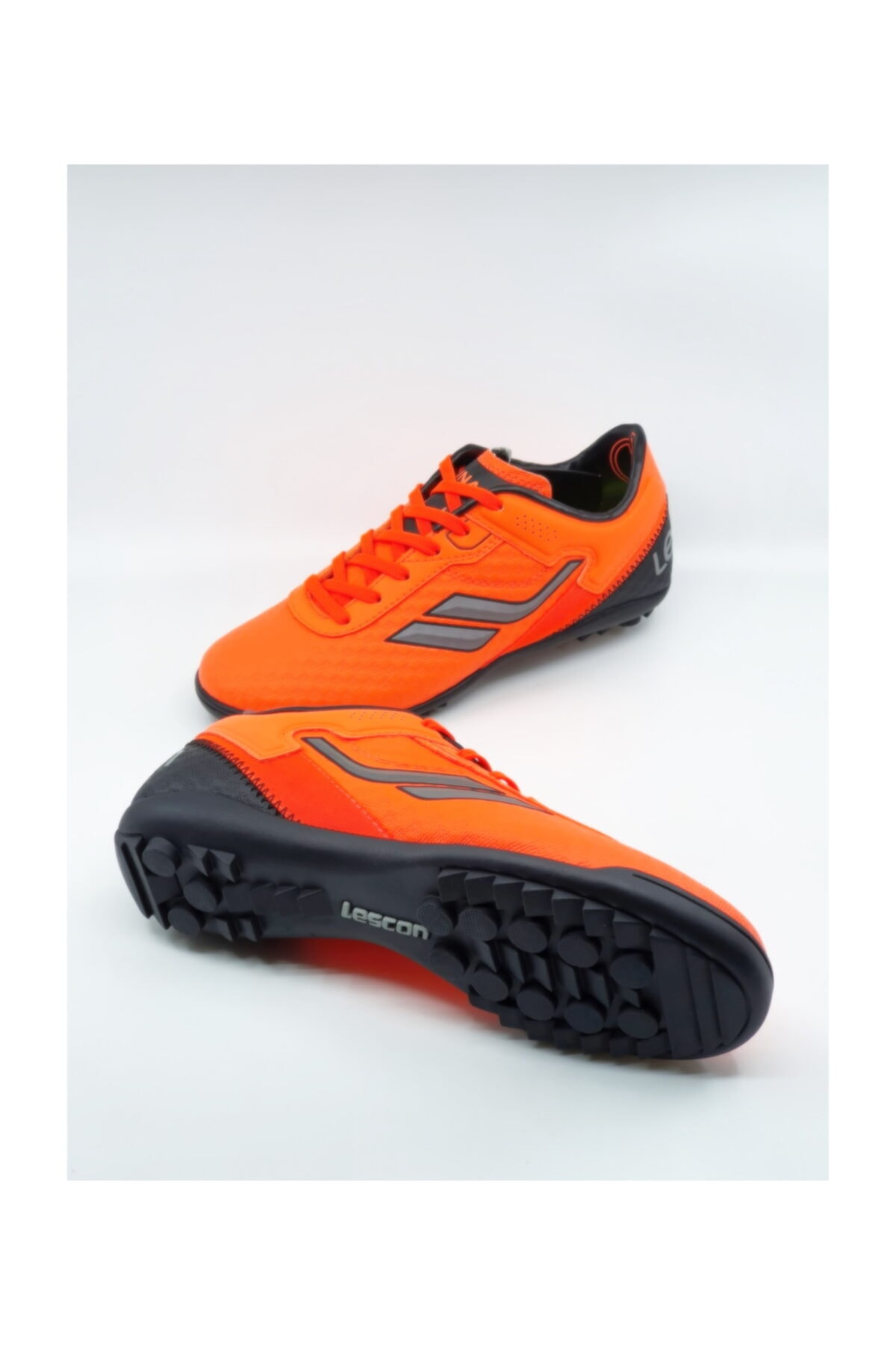 Lescon Erkek Turuncu Halı Saha Ayakkabısı 2