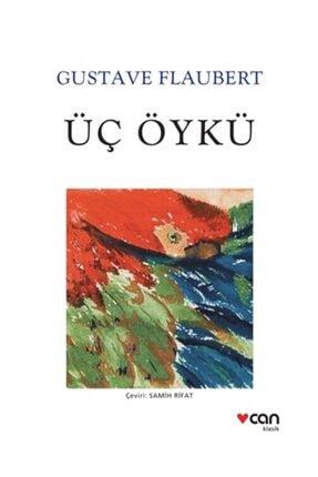 Can Yayınları Üç Öykü - Gustave Flaubert
