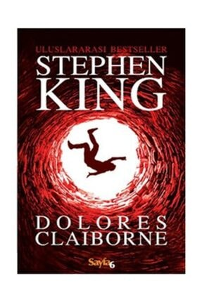 Sayfa6 Yayınları Dolores Claiborne Stephen King - Stephen King