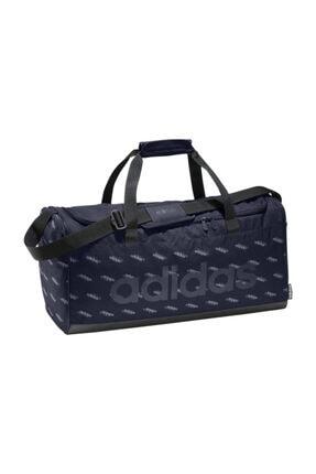 adidas LIN DUFFLE M G Lacivert Erkek Spor Çantası 101015816