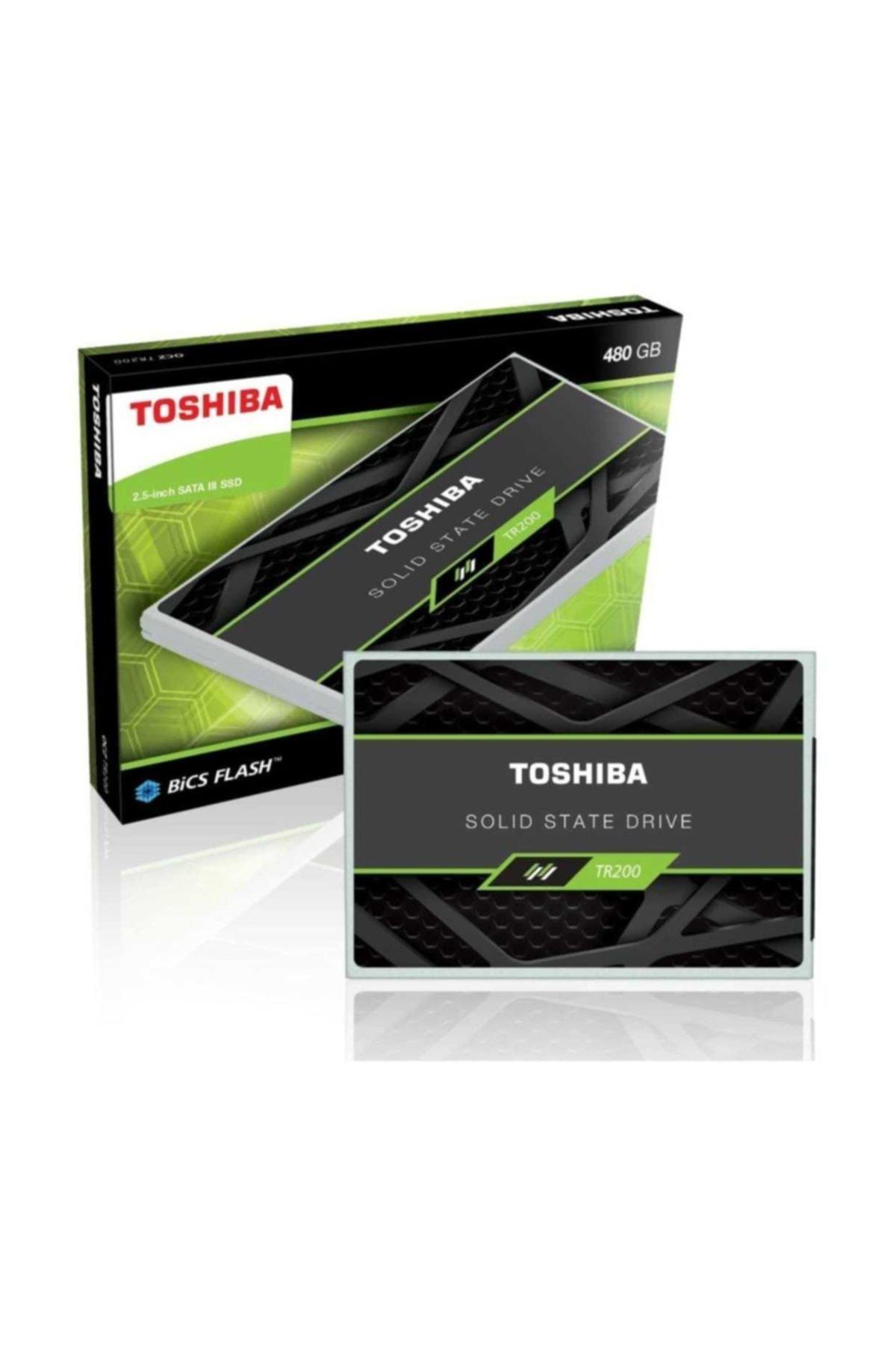 """Toshiba 480Gb Ocz 2.5"""" Tr200 555/540Mb/Sn Ssd Disk 2"""