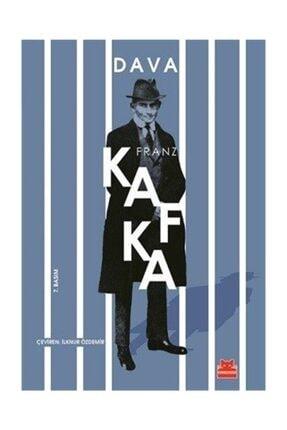 Kırmızı Kedi Yayınevi Dava Franz Kafka - Franz Kafka