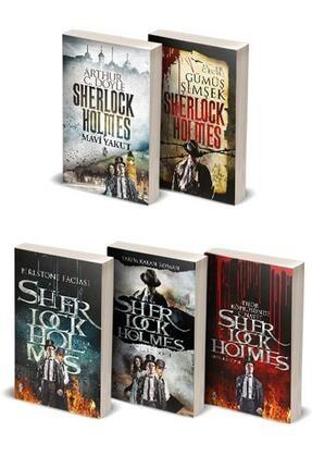Venedik Yayınları Sherlock Holmes Seti - 5 Kitap -