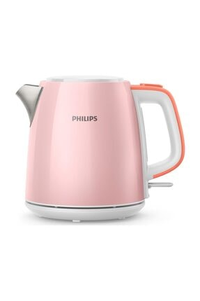 Philips HD9348/58 Daily Collection 1680W Su Isıtıcı Kettle Pembe