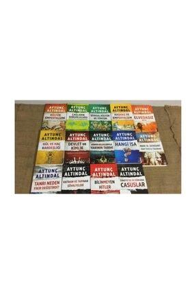 Destek Yayınları Aytunç Altındal 14 Kitap Set