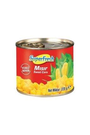 SuperFresh Hazır Haşlanmış Mısır Konservesi 220 gr