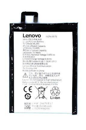 LENOVO Vibe S1 Batarya Pil A++ Lityum İyon Pil