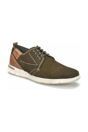 Flogart 321 M 1492 Haki Erkek Modern Ayakkabı