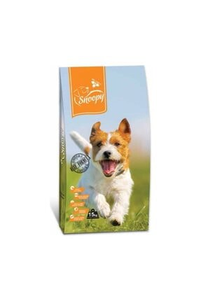 SNOOPY Dog Kuzu Etli Prinçli Köpek Maması 15 kg