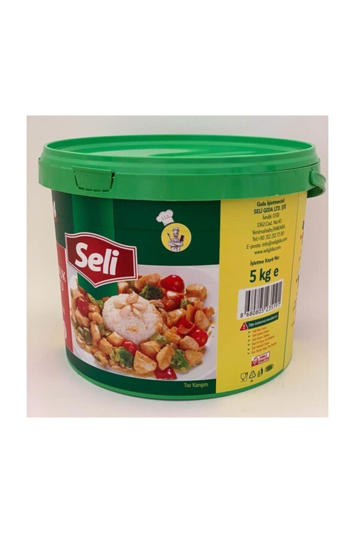 Seli Tavuk Toz Bulyon 5 Kg 1