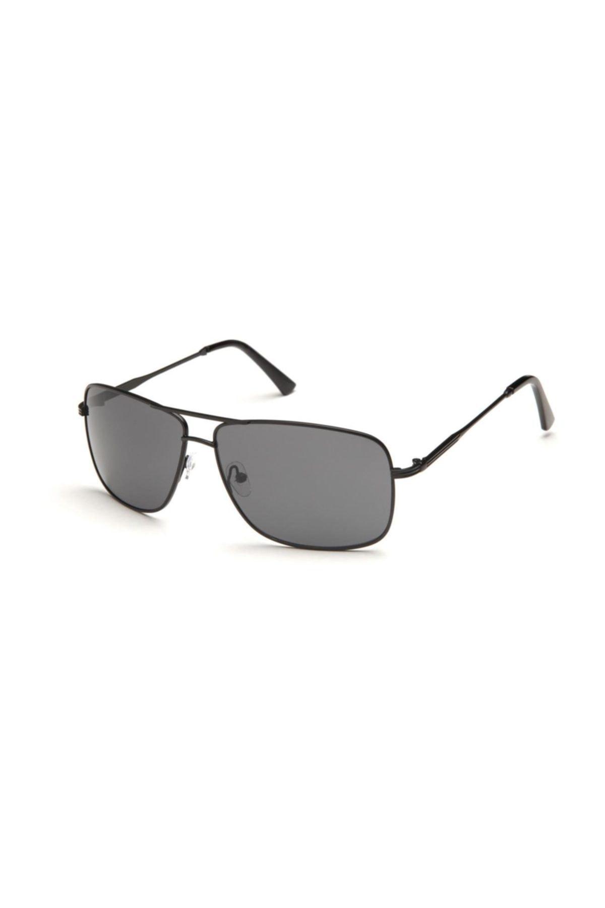 Di Caprio Erkek Dikdörtgen Güneş Gözlüğü DH1564A 1