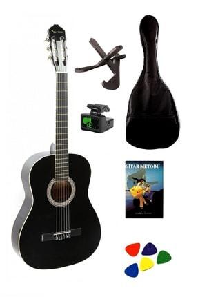 Arriva Victor Klasik Gitar Siyah Seti