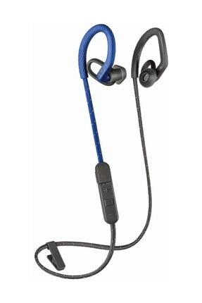 Plantronics Backbeat Fıt 350 Ter/su Geçirmez Kablosuz Spor Kulaklık Gri/mavi