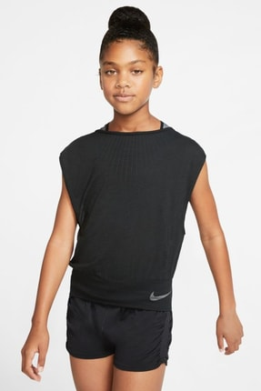 Nike Kids Girls Reversible Çocuk Training Tişört