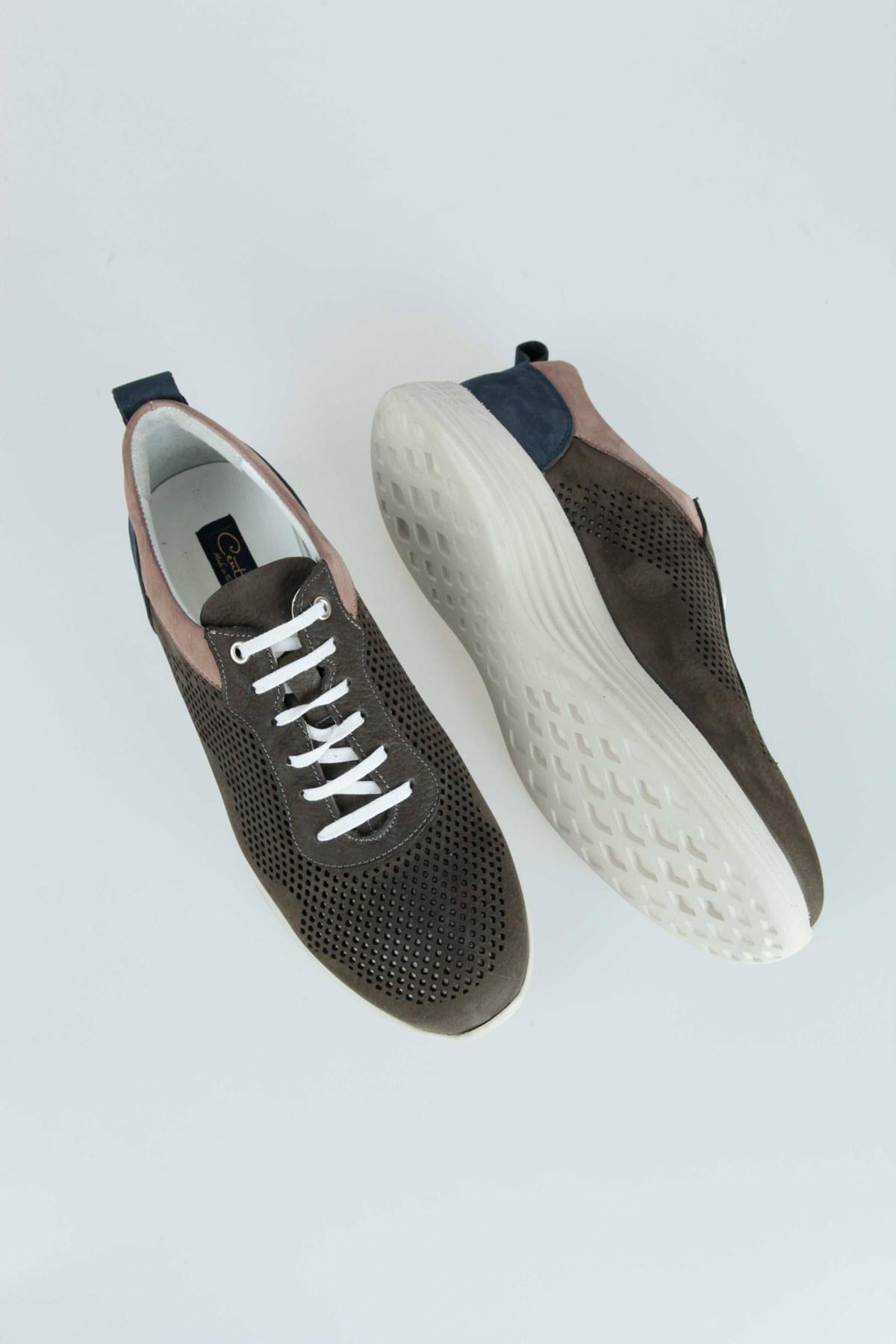 Centone Spor Deri Ayakkabı 20-5020 1