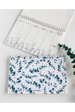 Bikutumutluluk Haftalık Planlayıcı - Okaliptus Yaprakları