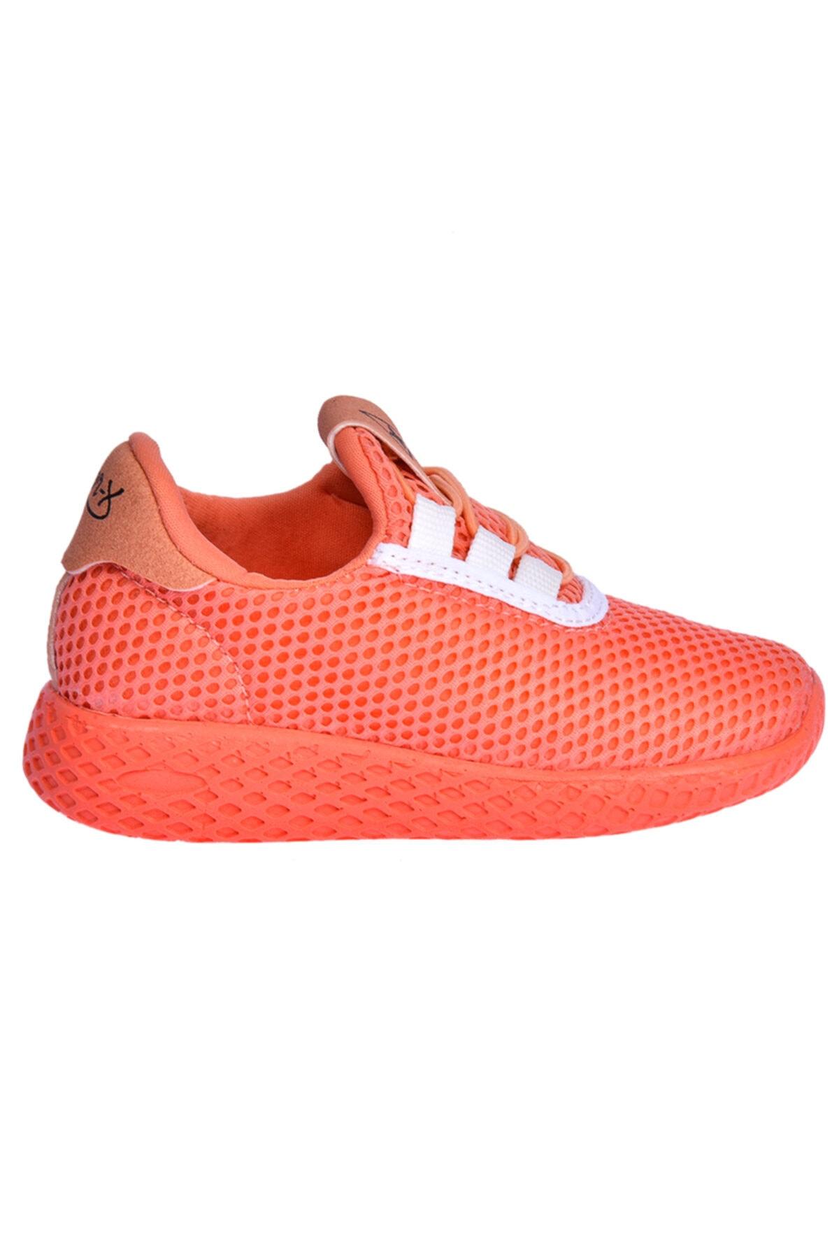 Ayakland Kiko Scor-x 100 Günlük Fileli Kız/erkek Çocuk Spor Ayakkabı 2