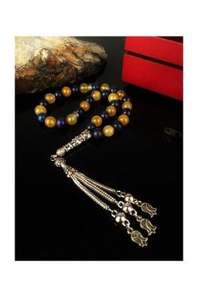 Dr. Stone Dr Stone Doğaltaş Lapis Lazuli Tesbih Xah31