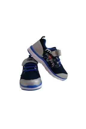 Max Steel Kobalt Lacivert Erkek Çocuk Spor Ayakkabı