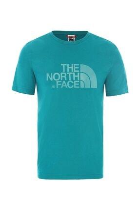 THE NORTH FACE The Northface Erkek  S/S EASY Tişört - EU NF0A2TX3H1H1