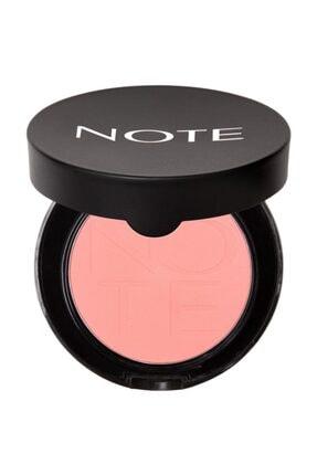 NOTE Luminous Silk Compact Allık 06 Sandy Pink