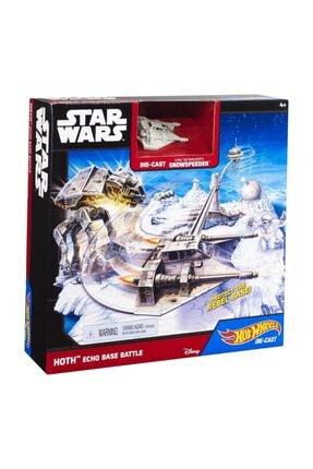 HOT WHEELS Hotwheels Star Wars Hoth Echo Base Battle Cgn34 - Cgn33