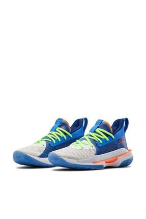 Under Armour Kids Erkek Çocuk Basketbol Ayakkabısı - UA GS Curry 7 - 3022113-404