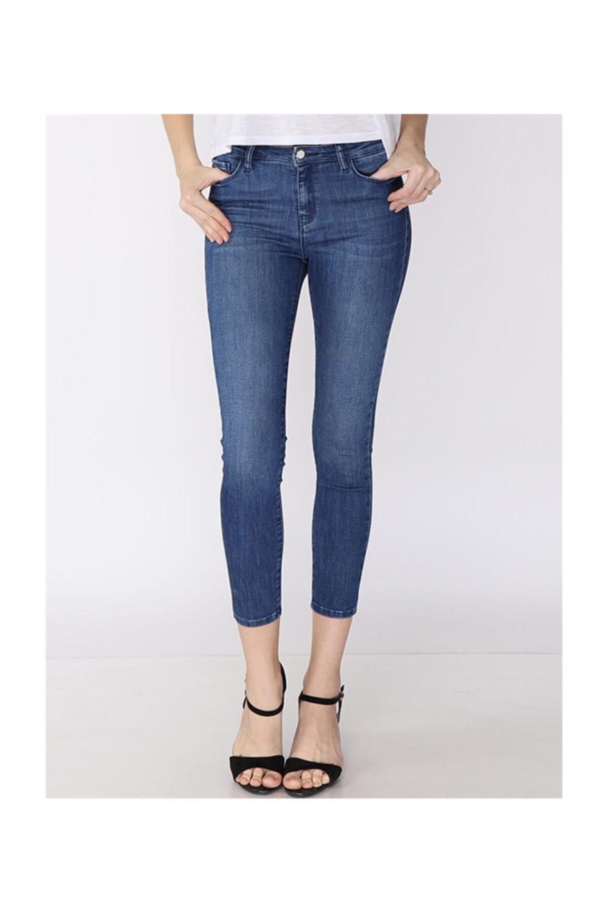 Twister Jeans Mındy Kadın Mavi Jean 1