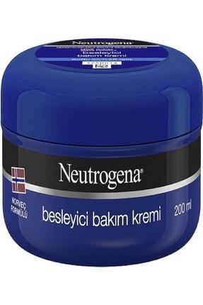 Neutrogena Kuru Ciltler Için Besleyici Bakım Kremi 200 ml Kmzprt