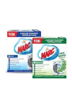 Marc Çamaşır Makinesi Temizleyici Regular + Çam ve Okaliptus Ferahlığı