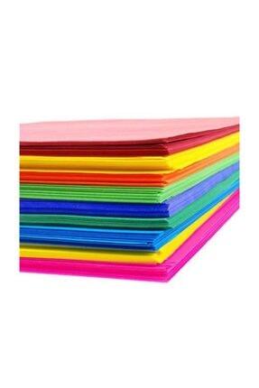 Zirve Renkli Fotokopi Kağıdı 10 Renk 100 Lü A4