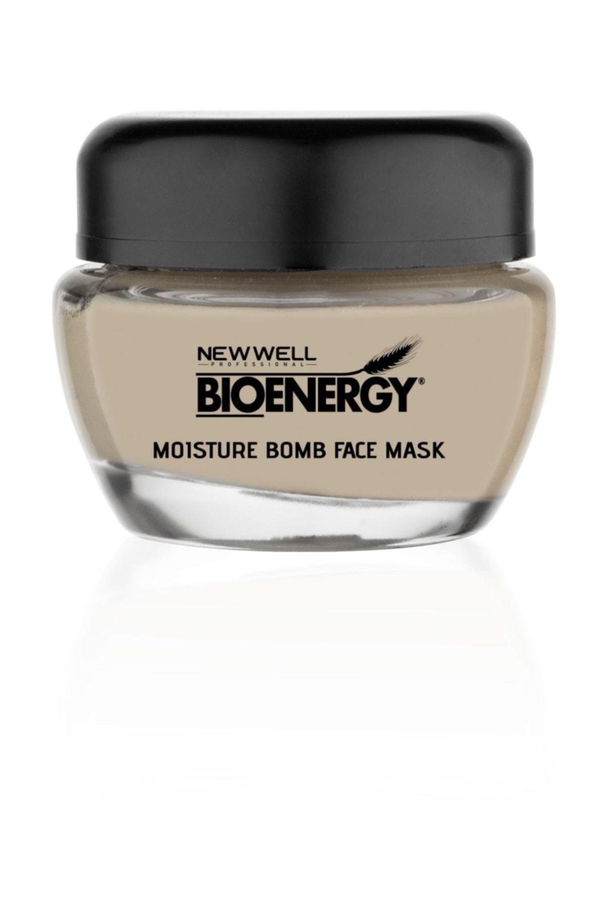 New Well Nem Bombası Yüz Maskesi - Moısture Bomb Face Mask 8680923306414 1