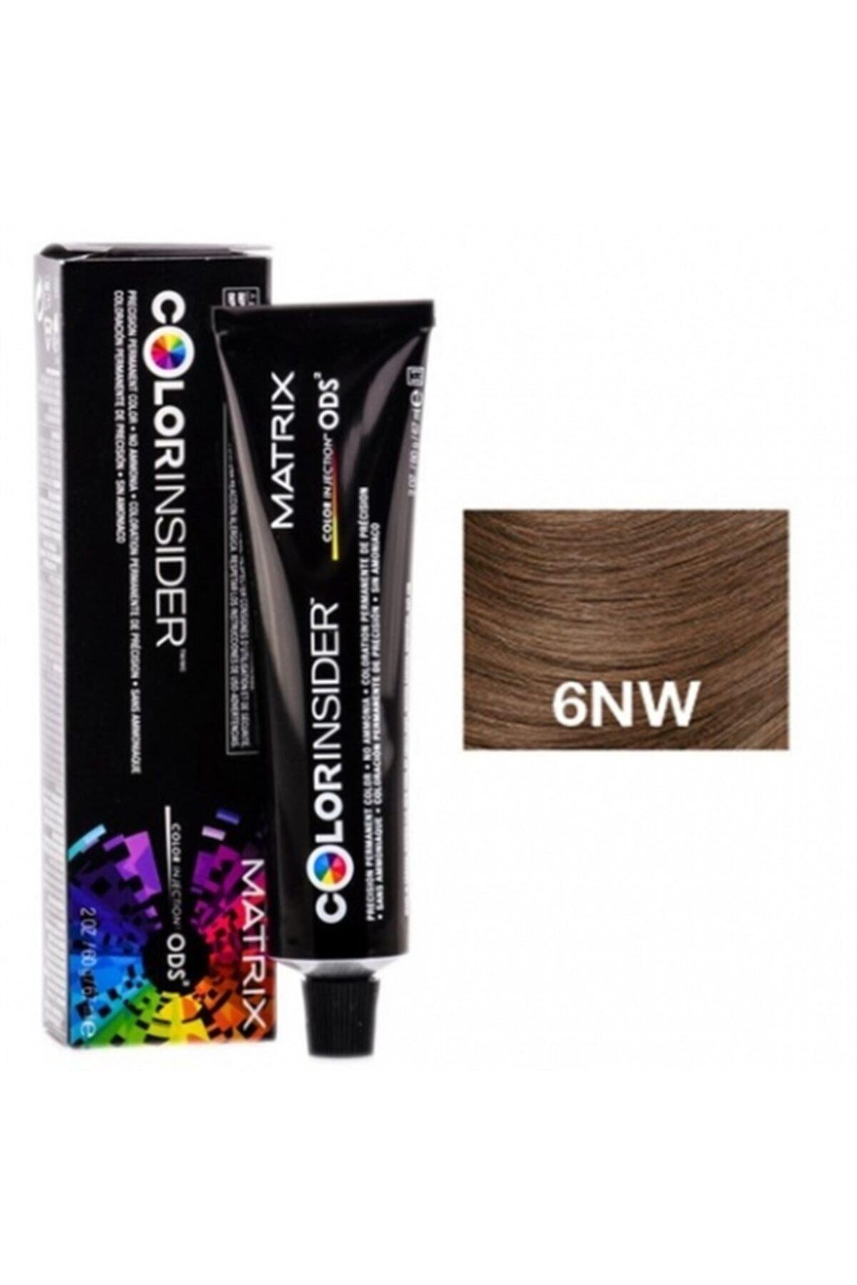 Matrix Color Insider Saç Boyası 6nw/6,03-dark Blonde Neutral 1