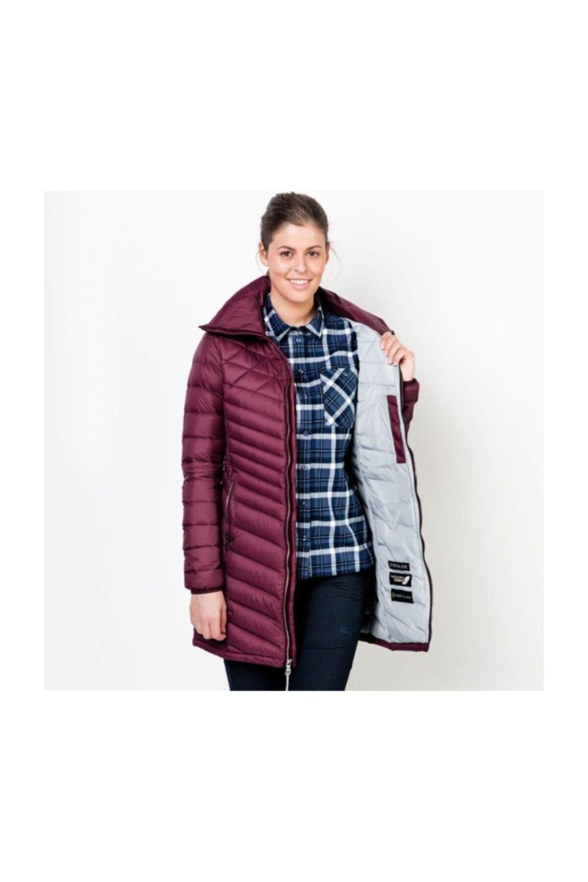 Jack Wolfskin Richmond Coat Outdoor Kadın Mont 1203341-2405 1