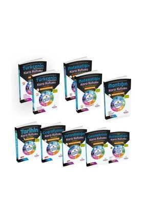 İnformal Yayınları 2020 Kpssnin Kara Kutusu Genel Yetenek Genel Kültür Ekonomik Paket Set