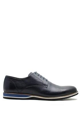 Buffalo Erkek Sport Elegant Lacivert Ayakkabı