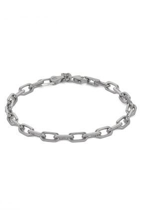 Atolyewolf Gümüş Forsa Zincir Bileklik