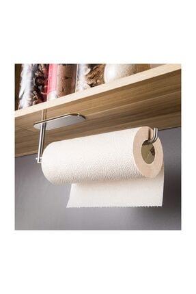 DELTAHOME Paslanmaz Çelik Kağıt Havlu Askılığı / Havluluk - Yapışkanlı Sistem