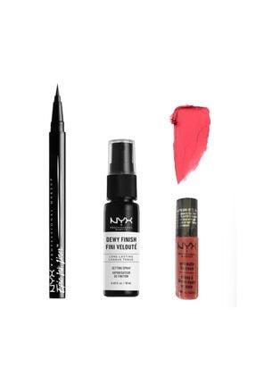NYX Professional Makeup Hello Antwerp Seti 8690595116822