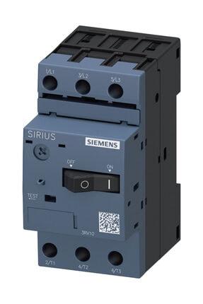 Siemens 3rv1011-1ga10 Motor Koruma Şalteri 4.5-6.3a 100 Ka