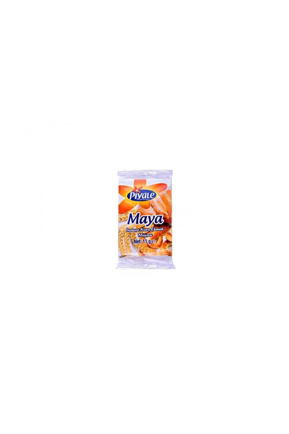 Piyale Kuru Ekmek Mayası Instant Maya 12 Adet 2