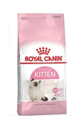 Royal Canin Kitten Yavru Kedi Maması 4 Kg Skt 31.07.2021