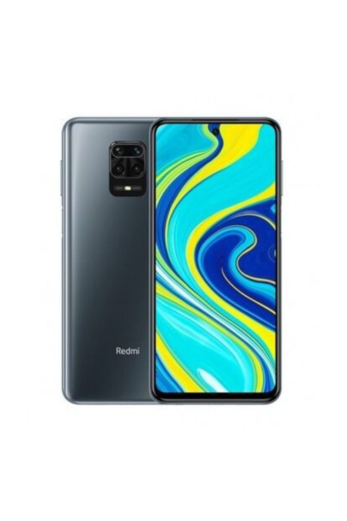 Xiaomi Redmi Note 9S 64GB Interstellar Gri Cep Telefonu (Xiaomi Türkiye Garantili) 1