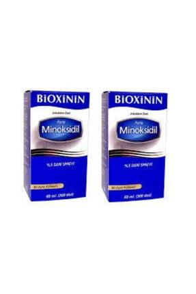Bioxcin %5 Deri Spreyi 2 Adet Minoxidil Bioxinin Forte %5 Deri Spreyi 2 Adet