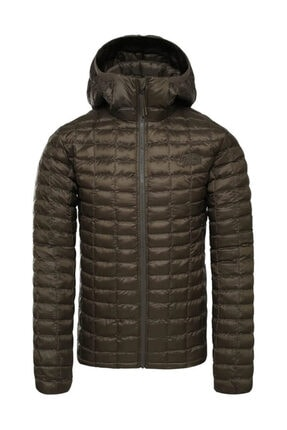 THE NORTH FACE Thermoball Eco Hoodie Erkek Mont Yeşil