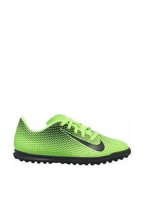 Nike Jr Bravata Iı Tf Futbol Çocuk Halı Saha Ayakkabı Yeşil / Siyah