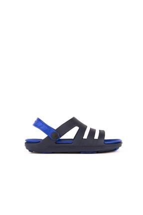 Slazenger Off Çocuk Sandalet Lacivert / Saks Mavi Sa10sf013