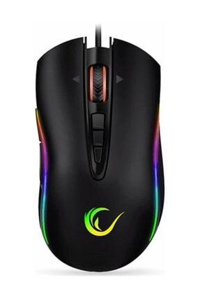 Everest Rampage Shine SMX-R15 10 Tuş 10000DPI RGB Oyuncu Mouse