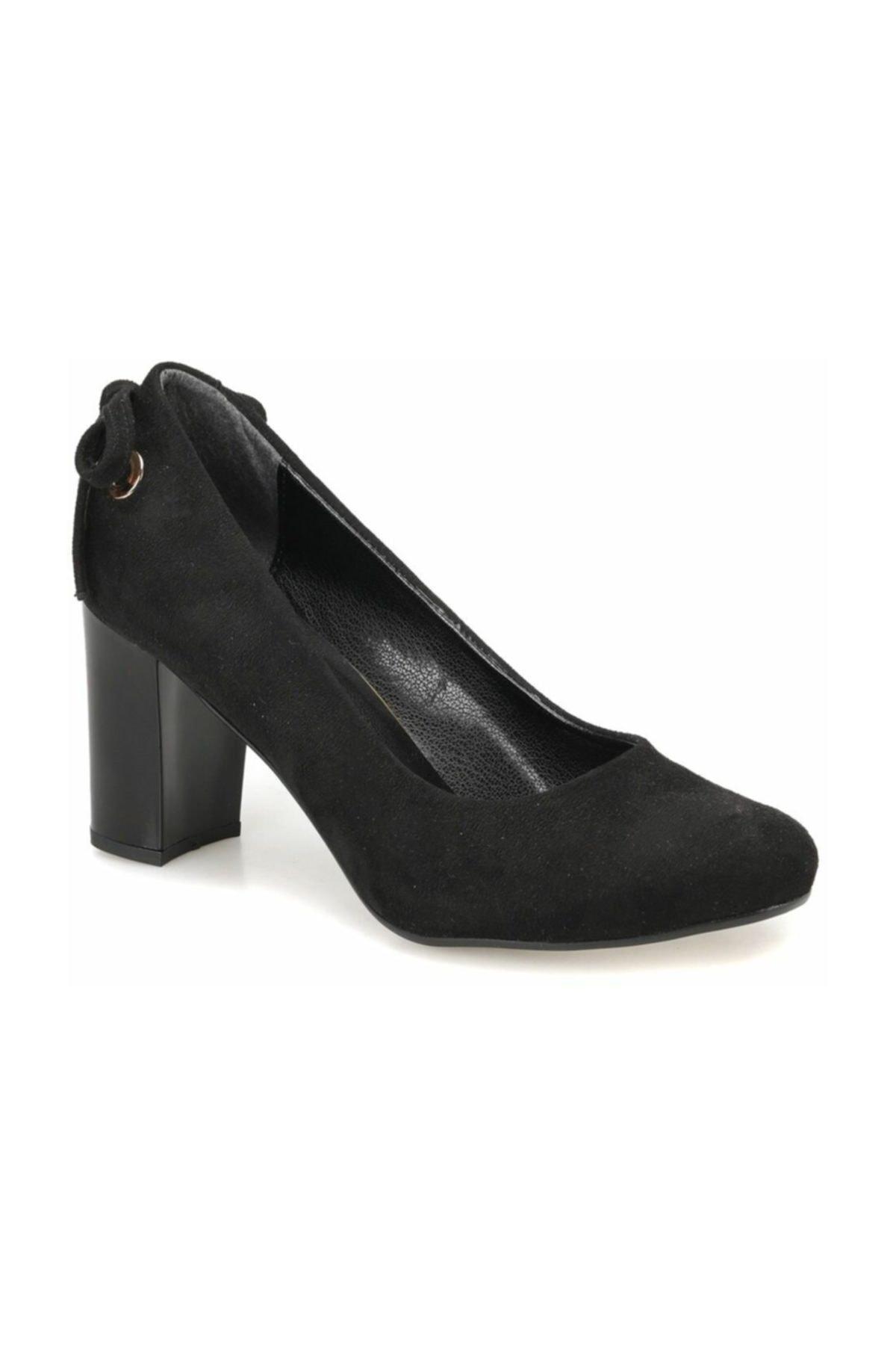 Miss F DW18030 Siyah Kadın Gova Ayakkabı 100340940 1
