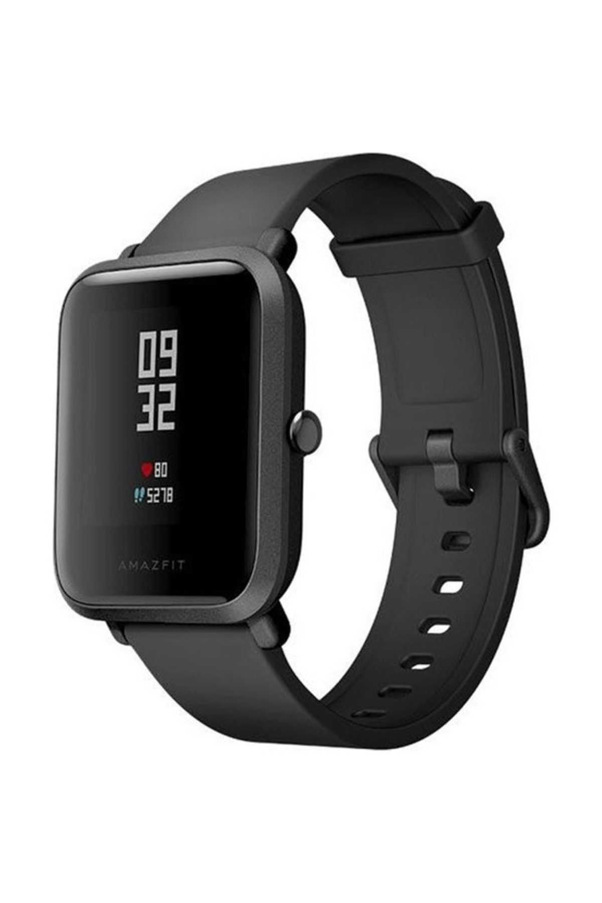 Amazfit Bip Akıllı Saat Bileklik - Türkçe Versiyon Siyah 1